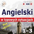 Angielski w typowych sytuacjach. 1-3 - Dorota Guzik, Anna Kicińska, Joanna Bruska - audiobook
