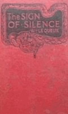 The Sign of Silence - William Le Queux - ebook
