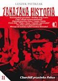 ZAKAZANA HISTORIA 11 - Leszek Pietrzak - ebook