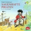 Sagenhafte Piraten - Ralph Erdenberger - Hörbüch