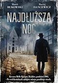 Najdłuższa noc - Marek Bukowski, Maciej Dancewicz - ebook