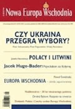 Nowa Europa Wschodnia 5/2012 - Opracowanie zbiorowe - ebook