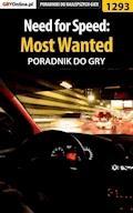 "Need for Speed: Most Wanted - poradnik do gry - Piotr ""MaxiM"" Kulka - ebook"