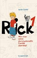 Rick 1 - Antje Szillat - E-Book