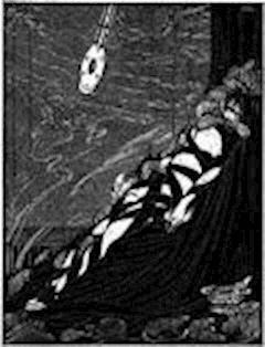 El pozo y el péndulo - Edgar Allan Poe - ebook