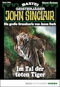 John Sinclair - Folge 1936 - Timothy Stahl - E-Book