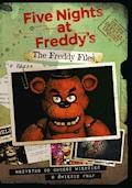 The Freddy Files. Wszystko co chcesz wiedzieć o świecie FNAF - Scott Cawthon - ebook