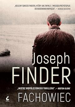 FACHOWIEC - Joseph Finder - ebook