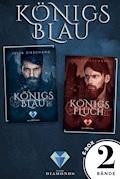 Königsblau: Die E-Box zur märchenhaft-düsteren Reihe über den sagenumwobenen König Blaubart! - Julia Zieschang - E-Book