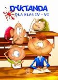 Dyktanda dla klas IV-VI - Iwona Czarkowska - ebook