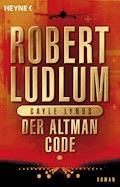 Der Altman-Code - Robert Ludlum - E-Book