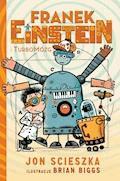 Franek Einstein i turbomózg - Jon Scieszka - ebook