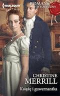 Książę i guwernantka - Christine Merrill - ebook