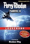 Perry Rhodan Neo 50: Rhodans Weg - Leseprobe - Frank Borsch - E-Book