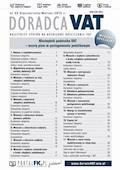 Doradca VAT - wydanie specjalne: Niezbędnik podatnika VAT – wzory pism w postępowaniu podatkowym - Rafał Kuciński - ebook