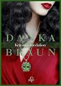 Krwawy medalion - Danka Braun - ebook