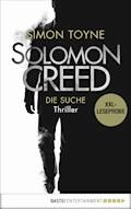 XXL-Leseprobe: Solomon Creed - Die Suche - Simon Toyne - E-Book
