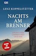 Nachts am Brenner - Lenz Koppelstätter - E-Book