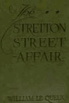 The Stretton Street Affair - William Le Queux - ebook