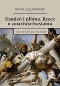Kamień ipłótna. Rzecz ozmartwychwstaniu - Rafał Sulikowski - ebook