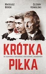 Krótka piłka - Mateusz Borek, Cezary Kowalski - ebook