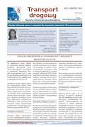 Transport drogowy. Aktualne informacje prawne i wskazówki dla eksporterów, importerów i firm przewozowych. Nr 3/2014 - Opracowanie zbiorowe - ebook