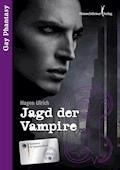 Jagd der Vampire - Hagen Ulrich - E-Book