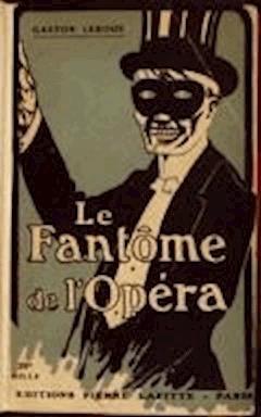 Le Fantôme de l'Opéra - Gaston Leroux - ebook