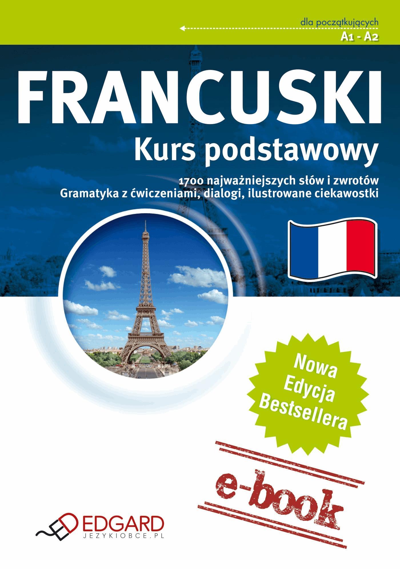 Francuski Kurs podstawowy - brak