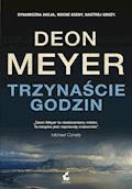Trzynaście godzin - Deon Meyer - ebook