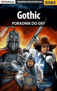 """Gothic - poradnik do gry - Łukasz """"Boolseye"""" Michalski - ebook"""