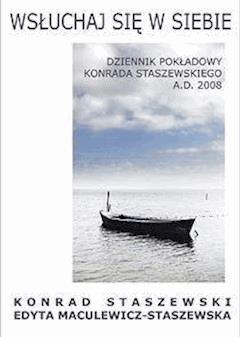 Wsłuchaj się w siebie - Konrad Staszewski - ebook