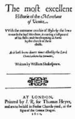 The Merchant of Venice - William Shakespeare - ebook