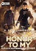 Honor to my - H. Paul Honsinger - audiobook
