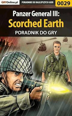 """Panzer General III: Scorched Earth - poradnik do gry - Szymon """"Wojak"""" Krzakowski - ebook"""