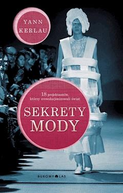 Sekrety mody - Yann Kerlau - ebook