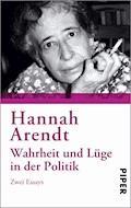 Wahrheit und Lüge in der Politik - Hannah Arendt - E-Book