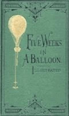 Five Weeks in a Balloon - Jules Verne - ebook