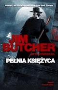 Pełnia księżyca - Jim Butcher - ebook