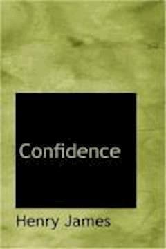Confidence - Henry James - ebook
