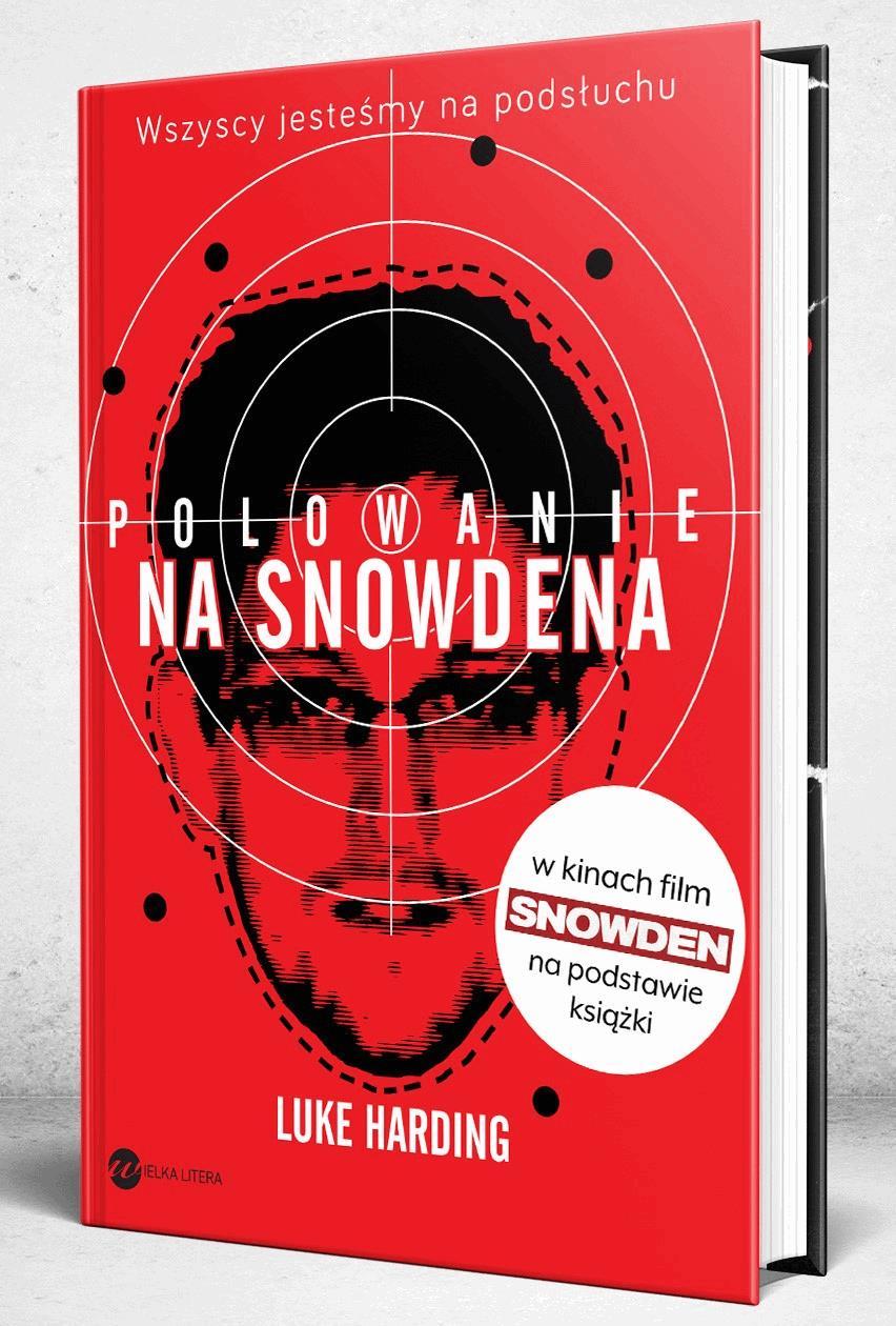 Polowanie na Snowdena - Tylko w Legimi możesz przeczytać ten tytuł przez 7 dni za darmo. - Luke Harding