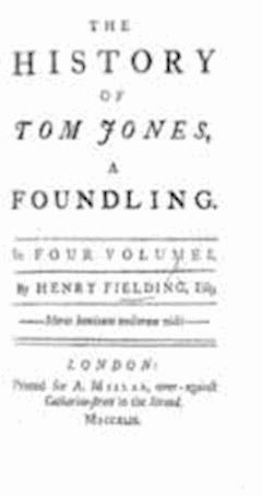 The History of Tom Jones, A Foundling - Henry Fielding - ebook