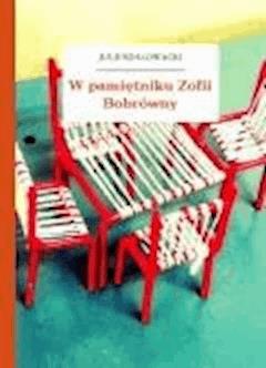 W pamiętniku Zofii Bobrówny - Słowacki, Juliusz - ebook