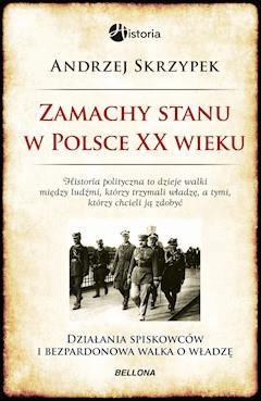 Zamachy stanu w Polsce w XX wieku - Andrzej Skrzypek - ebook