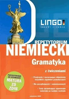 Niemiecki. Gramatyka z ćwiczeniami. Repetytorium - Tomasz Sielecki - ebook