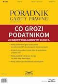 Co grozi podatnikom za błędy w rozliczaniu VAT w 2017 r - Tomasz Krywan - ebook