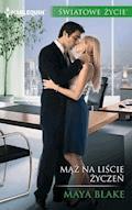 Mąż na liście życzeń [Światowe życie] - Maya Blake - ebook