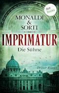 IMPRIMATUR - Roman 3: Die Sühne - Monaldi & Sorti - E-Book