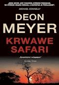 Krwawe safari - Deon Meyer - ebook