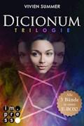 Dicionum: Alle drei Bände der magischen Trilogie in einer E-Box! - Vivien Summer - E-Book
